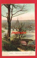 [76] Seine Maritime > ROUEN  Panorama Pris De Sainte Catherine ( Cpa Précurseur ...) - Rouen