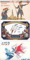 Bicentenaire De La Révolution Française- Lot De 18 CPM Différentes - Neuves - PE ( Voir Scan) - Histoire