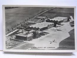 ANGLETERRE - AIRPORT OF LONDON - CROYDON - Andere