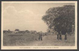 Haut-Zambèze - Chapelle Et Station Médicale à Séshéké - Cliché Reutter - Voir 2 Scans - Zimbabwe