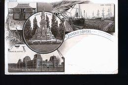 ANVERS 1899 - Belgique