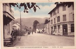 CPA (88) SAINT MAURICE Sur MOSELLE Centre Du Pays - Andere Gemeenten