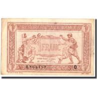 France, 1 Franc, 1919, 1919, TTB+, Fayette:VF4.2, KM:M5 - Treasury
