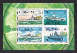 Gibraltar 1993 Yvertn° Bloc 17 *** MNH  Cote 13,50 Euro  Bateaux Boten Ships - Gibraltar