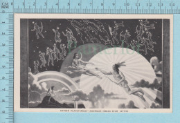 American Indian Star Myths, Hayden Planetarium - Indiens De L'Amerique Du Nord