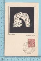 Brasil - 10 Rs, Cover Joao Pessoa 1932 5AS. Tarde - P. Norte, Postmark Selo Lado Da Vista T.C.V - Brésil