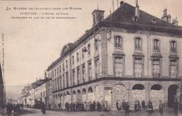 CPA (88) SAINT DIE L' Hôtel De Ville - Saint Die