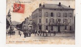 CPA (88) SAINT DIE Le Grand Hôtel Terminus - Saint Die