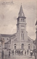CPA (88) SAINT DIE  Eglise Saint Martin - Saint Die