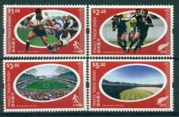 HONG KONG CHINA 1105/08 Rugby à 7 - 1997-... Région Administrative Chinoise