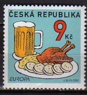 CEPT 2005 - Czech Respblic - 1 V Paper -MNH** Mi 433 - Repubblica Ceca