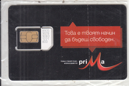 BULGARIA - M Tel GSM, Chip 5, Mint - Bulgaria