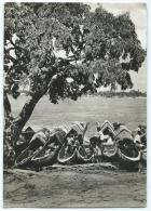 CPSM ANIMEE STANLEYVILLE, PIROGUES LOKELE, KISANGANI, CONGO - Kongo - Kinshasa (ex Zaire)