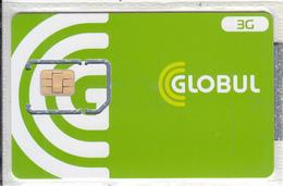 BULGARIA - Globul GSM(3G At Top), Chip 7, Mint - Bulgaria