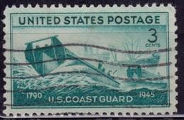 United States, 1945, Coast Guard Landing Craft, 3c, Sc#936, Used - United States