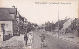 45. Bonny-sur-loire. Rte De Paris. TBE Non écrite - France