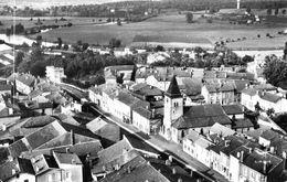 LANEUVEVILLE:CPSM De1959-En Avion,au Dessus De LANEUVEVILLE,tbon état. - Other Municipalities