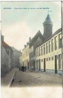 BRUGES - Tour De La Halle Au Beurre, Rue Des Aiguilles - N° 35 - Geen Uitgever - Brugge