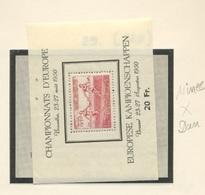 Blocs Sans Charnière Sauf Si Indiqué  Orval St Martin Etc... - Blocs 1924-1960
