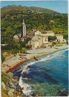 HAUTE CORSE,CORSICA,BASTIA NORD,SANCTUAIRE DE LAVASINA,NOTRE DAME DE GRACE,BRANDO,plage - Bastia