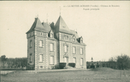 85 LA MOTHE ACHARD / Château De Brandois / - La Mothe Achard