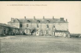 85 LA MOTHE ACHARD /  Le Vieux Château De Brandois / - La Mothe Achard