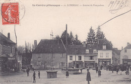 19. Lubersac. Avenue De Pompadour - Other Municipalities
