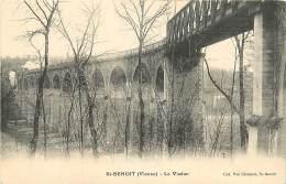 86 , ST BENOIT , Le Viaduc , * 374 18 - Frankreich