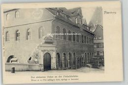 40230420 Nuernberg Nuernberg Steinerne Ochse Fleischbruecke * 1900 Nuernberg - Nürnberg