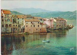 Carte Postale Ancienne,SAINT FLORENT,haute Corse,NEBBIO,CONCA D'ORO,pres CALVI - Autres Communes