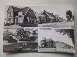 M40 Ansichtkaart Groeten Uit Midwolda - 1971 - Niederlande