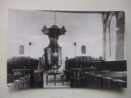 M40 Ansichtkaart Eenum - Interieur Kerk - Nederland