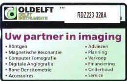 Telefoonkaart  LANDIS&GYR  NEDERLAND * RDZ.223  328A * Oldelft Uw Partner In Imaging  * TK * ONGEBRUIKT * MINT - Nederland