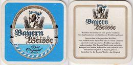 Deutschland - Bayern Weisse - Beer Mats