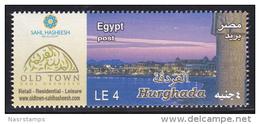 Egypt - 2013 - 2014 - ( Old Town - Hurghada - Sahl Hasheesh - Red Sea ) - MNH (**) - Nuovi