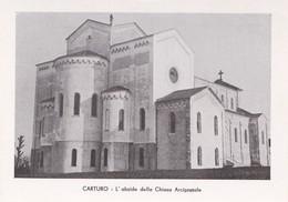 Carturo (Piazzola Sul Brenta) Abside Chiesa, Fg Non Viaggiata. - Padova