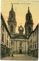 CPA - Carte Postale - France - Lunéville - Eglise Saint Jacques - 1907  (CP1535) - Luneville