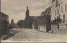 ABRESCHWILLER Eglise Catholique Et Hôpital - France