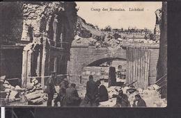 Camp Des Romains  Lichthof  Feldpost 1916 - Saint Mihiel