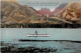 CPA Tahiti Océanie Polynésie Française Non Circulé - Polynésie Française