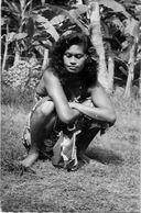 CPSM Tahiti Océanie Polynésie Française Type Photo Femme Tahitienne - Polynésie Française