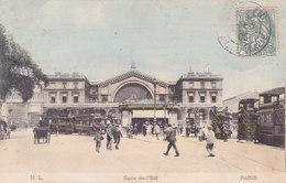 Gare De L'est.  Tbe - Stations Without Trains