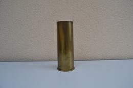 Douille Allemande Pour 80mm, 1917 - 1914-18