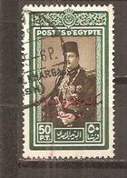 Egipto - Egypt. Nº Yvert  304 (usado) (o) - Egypt