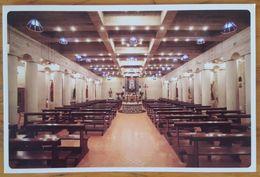 CAVA DE' TIRRENI - CONVENTO DI SAN FRANCESCO - Chiesa Inferiore Del Santuario  Nv - Cava De' Tirreni