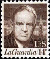 1972 USA Fiorello LaGuardia Stamp Sc#1397? Famous Politician - Other