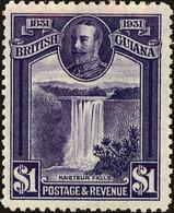 British Guiana Scott #209, 1931, Hinged - British Guiana (...-1966)