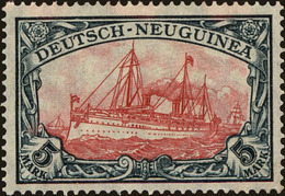 German New Guinea Scott #23, 1914, Never Hinged - Colonie: Nouvelle Guinée