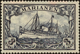 Mariana Islands (German) Scott #28, 1901, Never Hinged - Colonia:  Islas Maríanas
