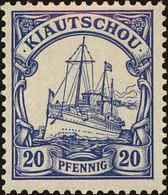 Kiauchau Scott #13, 1901, Never Hinged - Colonie: Kiautchou